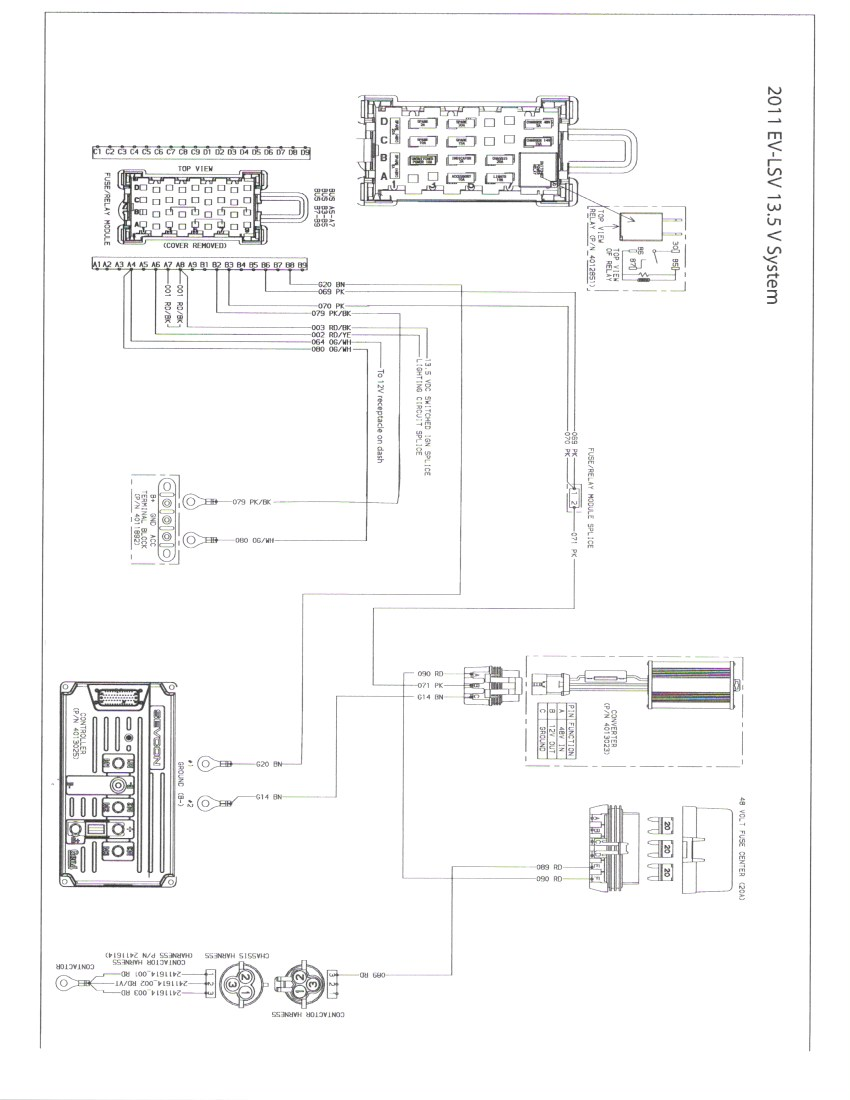 2020 Polaris Ranger Wiring Diagram from www.rangerforums.net
